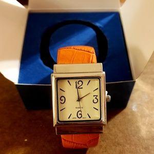 Avon Wide Cuff Watch